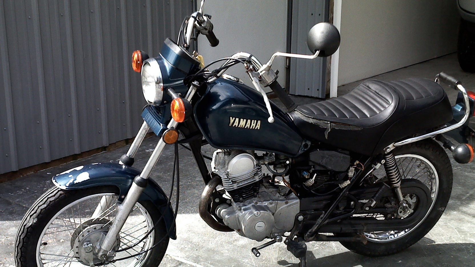 1981 yamaha owners manual exciter