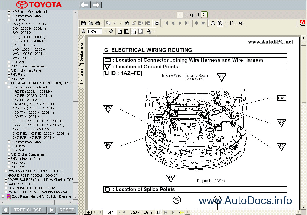 toyota avensis 2007 owners manual download