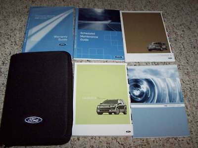 2008 ford taurus x sel owners manual