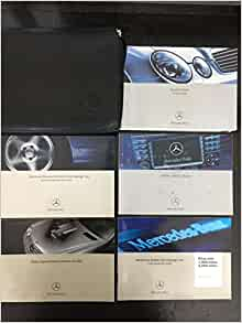 2006 mercedes s class owners manual