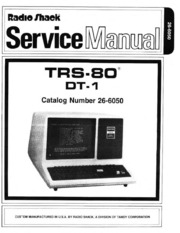 radio shack discovery 1000 owners manual