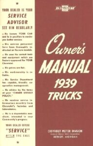 1979 chevy truck owners manual