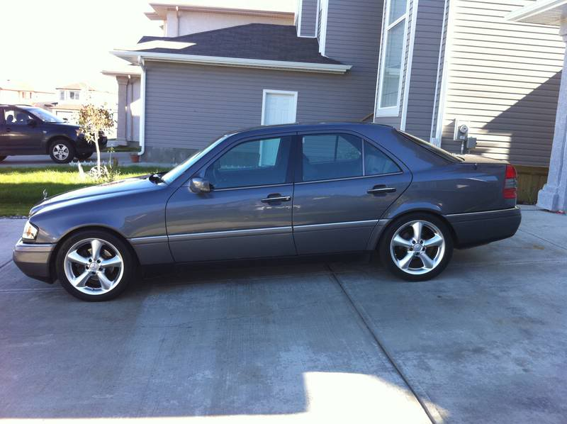 1995 mercedes c220 owners manual