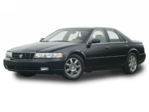 1998 cadillac seville sts owners manual