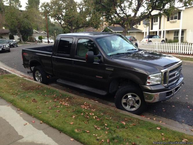 2005 f250 6.0 owners manual