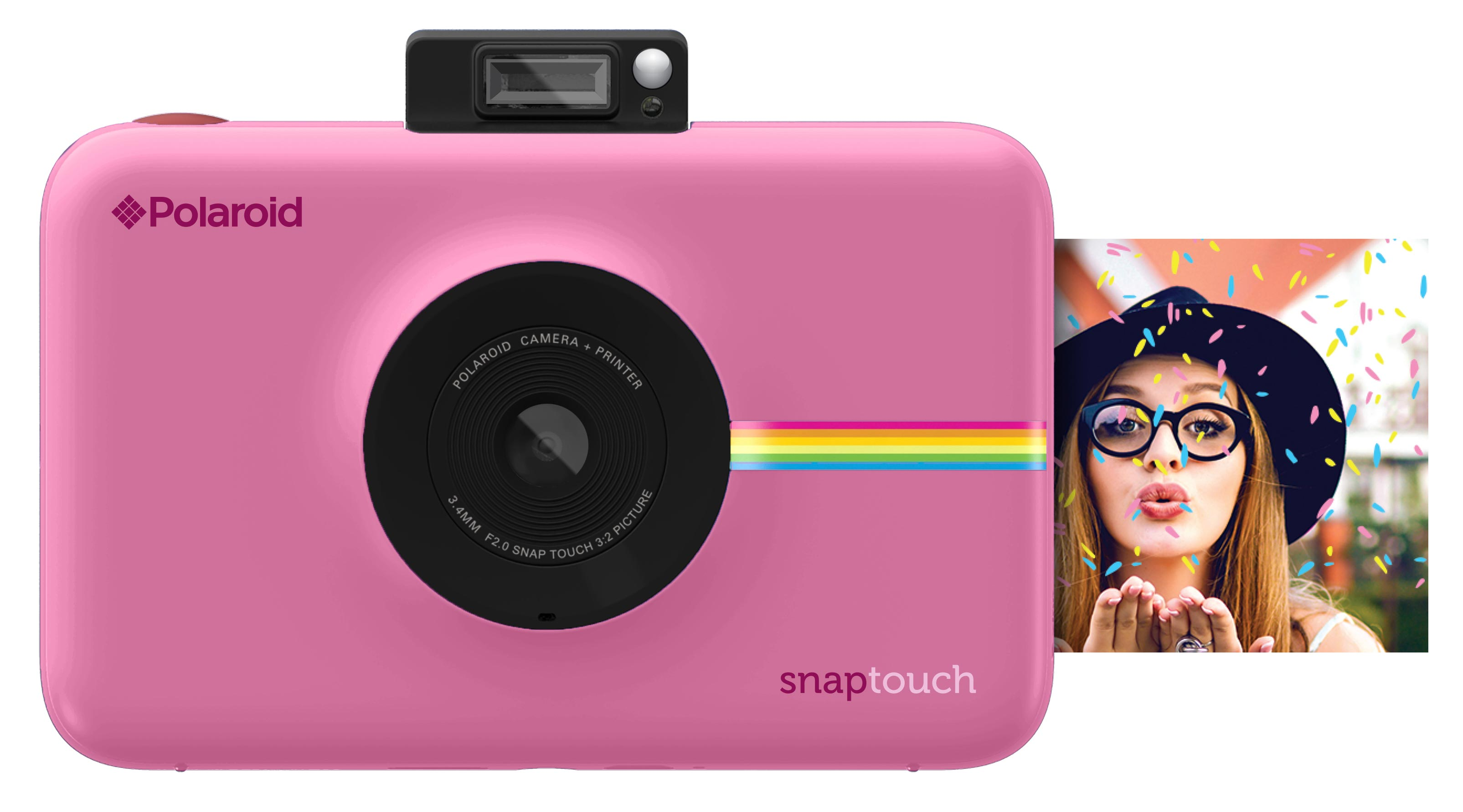 polaroid snap touch user manual