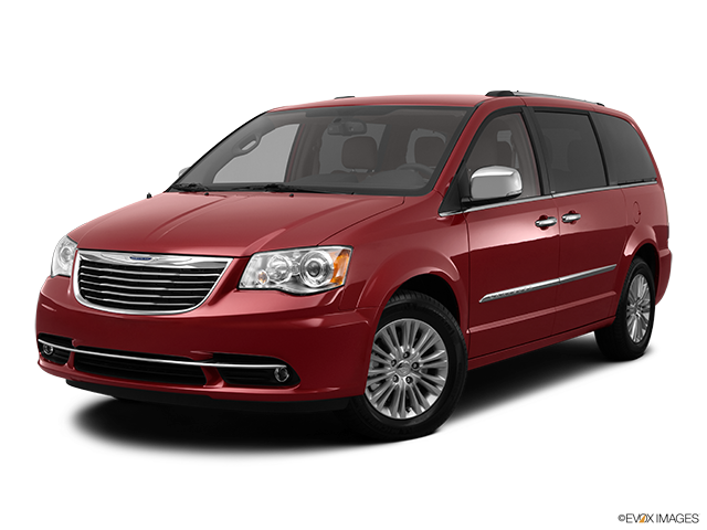 chrysler town country 2012 owners manual