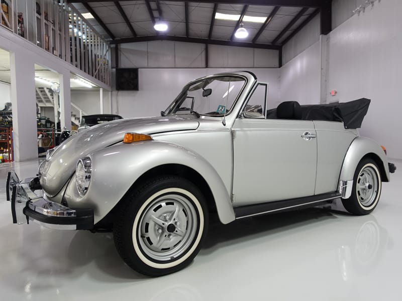1979 super beetle convertible owners manual