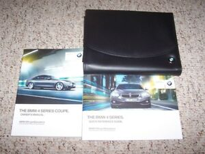 2014 bmw 428i owners manual